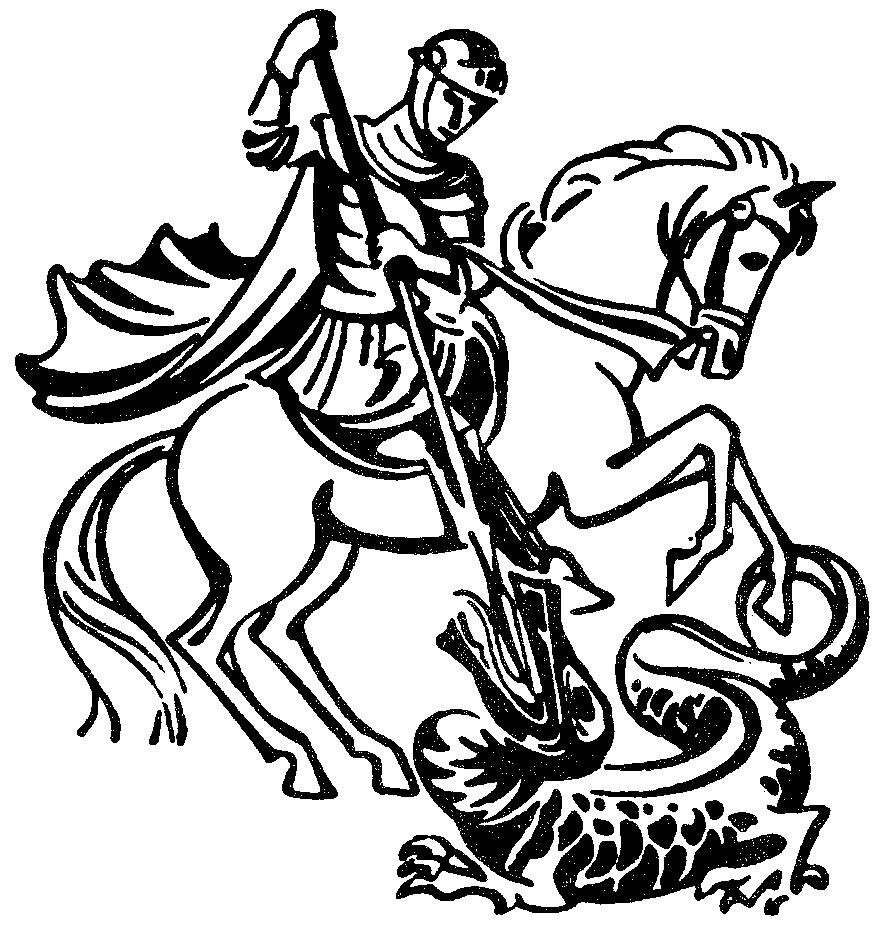 draken en ridders kleurplaten kidkleurplaat nl